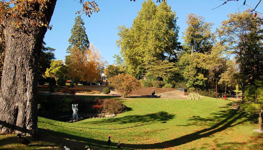 Le Jardin Lecoq à Clermont-Ferrand