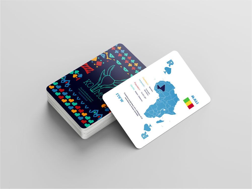 Komo cards